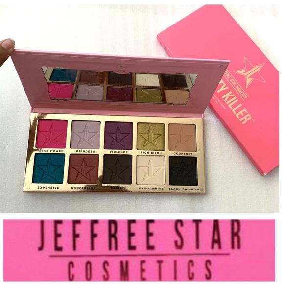 Jeffree Star Other - NWT JEFFREY STAR Beauty Killer Eyeshadow PALETTE